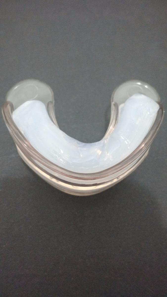 Moldeira Silicone Facil De Moldar Os Dentes Nao Precisa Agua R 35