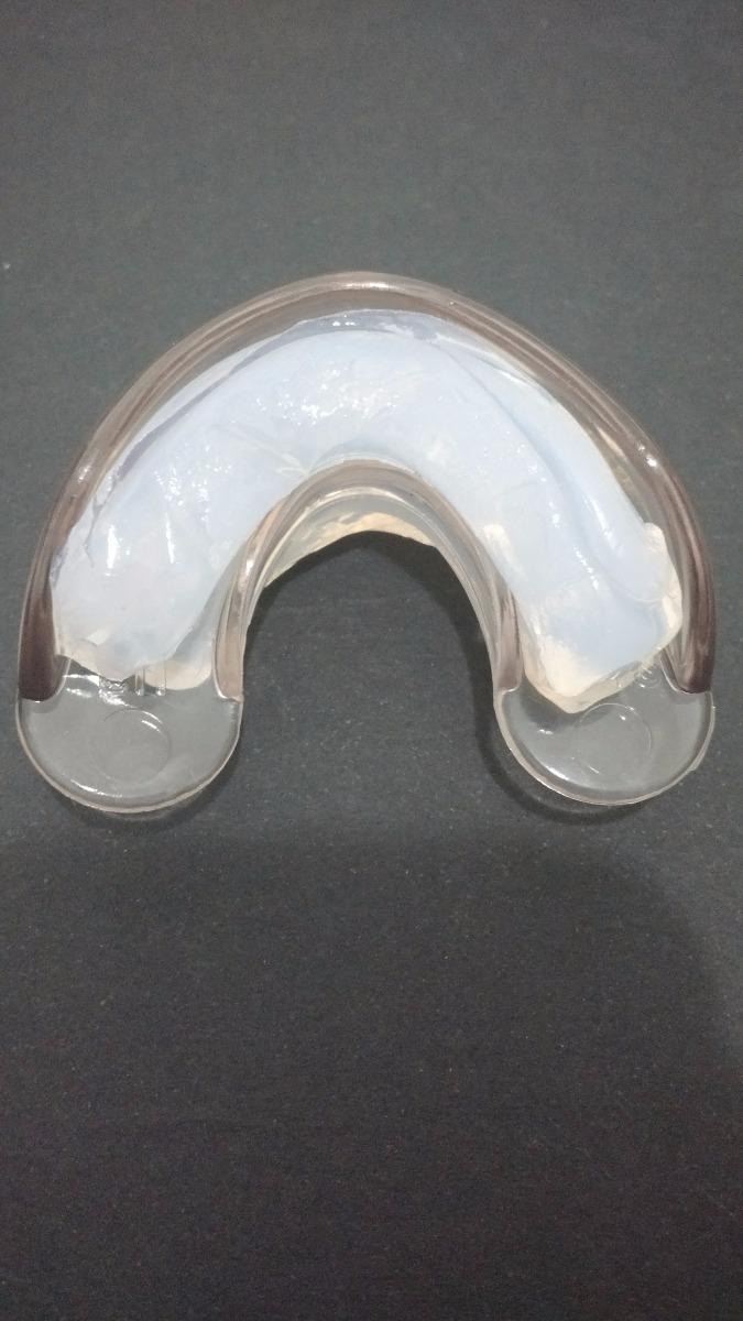 Moldeira Silicone Para Clareamento Dental Clareador R 26 90 Em