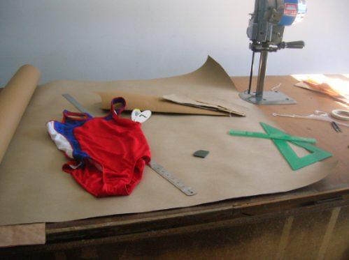 molderia corte confeccion producto integral terminado