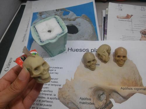 moldes caucho silicona p/ yeso vela jabon parafina