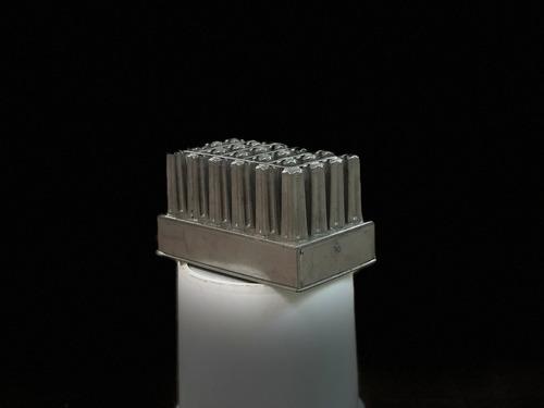 moldes de acero inoxidable para paleta chemise