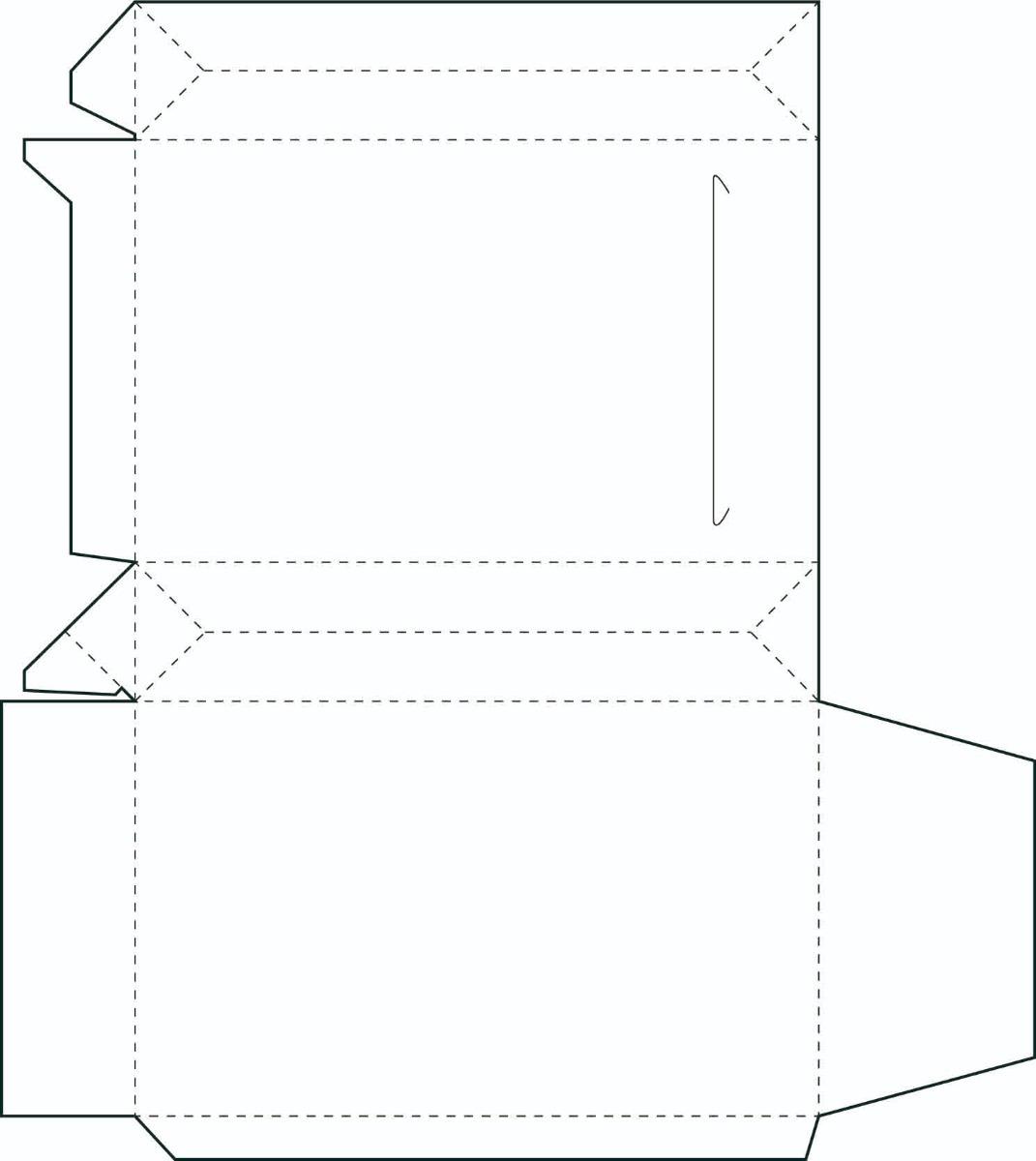 Moldes De Caixa Para Imprimir Envio Gratis 900 Moldes R 23