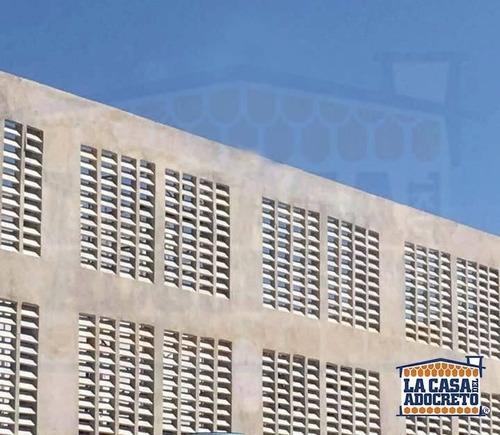 moldes de fibra de vidrio para hacer persianas de concreto.