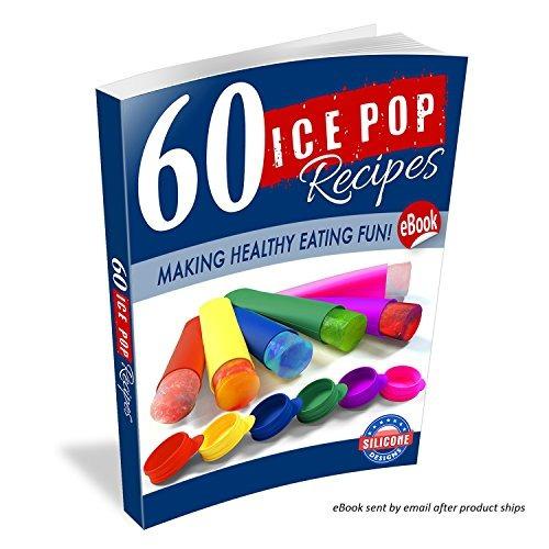 moldes de helado de silicona y fabricante de paleta de 6 col