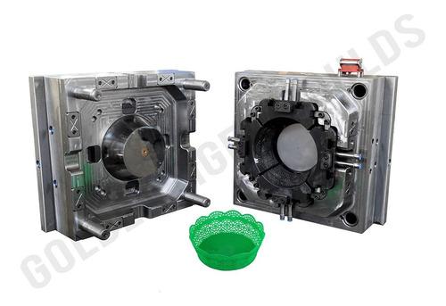 moldes de plastico inyección y maquinaria