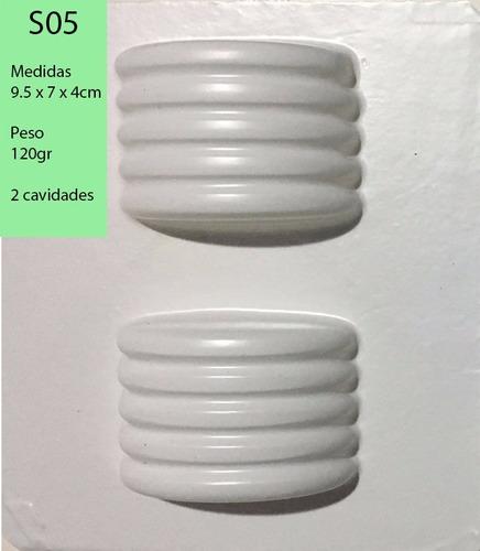 moldes de plástico para jabones artesanales masajeadores spa