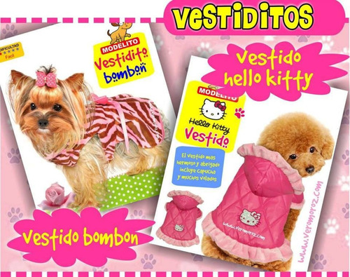 moldes de ropa para perros especial invierno envio x email