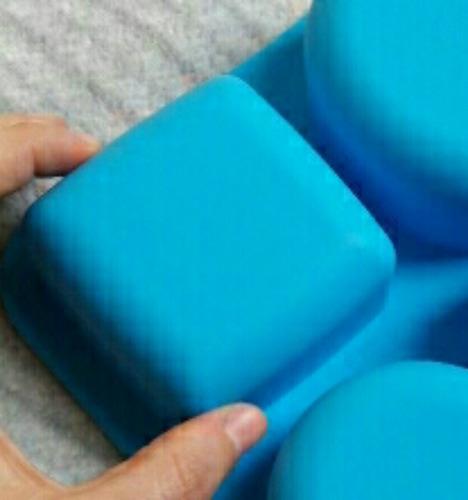 moldes de silicona para jabón