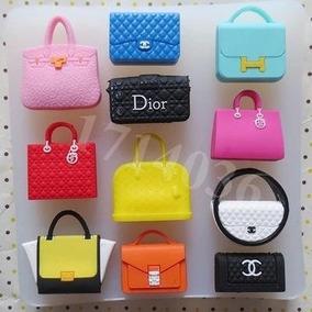 31b5eb486 Molde Bolsa Chanel - Artesanato no Mercado Livre Brasil