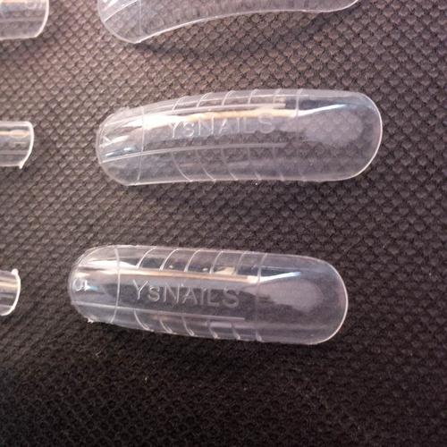 moldes dual sistem form ysnails  original reusable