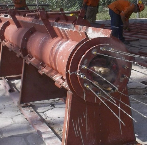 moldes formaletas para postes de concreto
