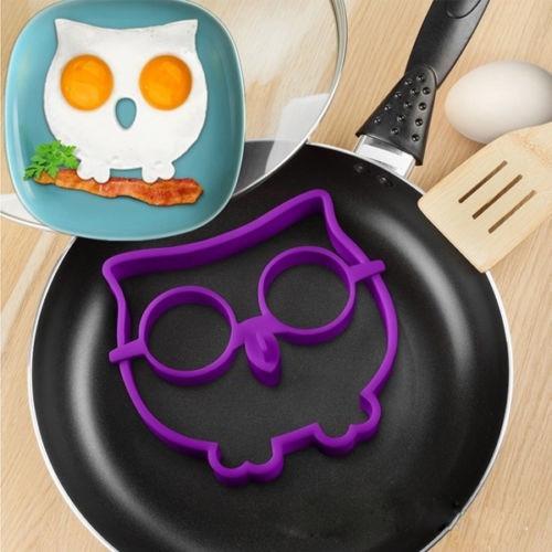 moldes huevo silicona y acero huevos fritos pancake funny