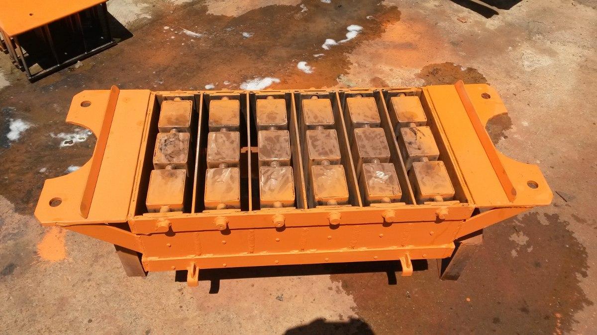 Moldes para bloques de cemento maquinas fijas y ponedoras - Moldes de cemento ...