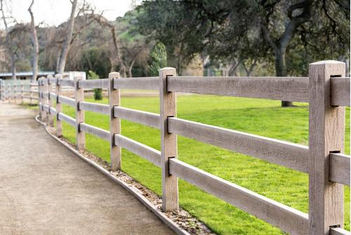 moldes para cercas de potrero de concreto