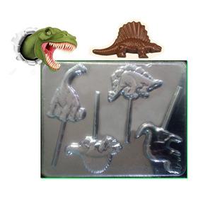 Moldes Para Chocolatinas Dinosaurios Jurassic World
