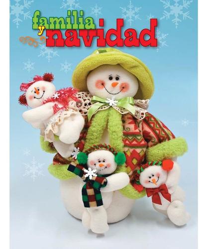 moldes para elaborar espectaculares adornos navideños