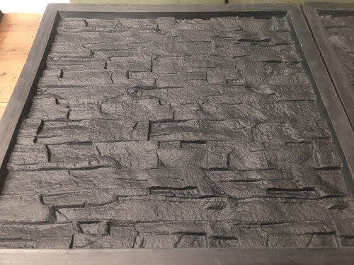 moldes para fabricación de placas de yeso- modelo pizarra