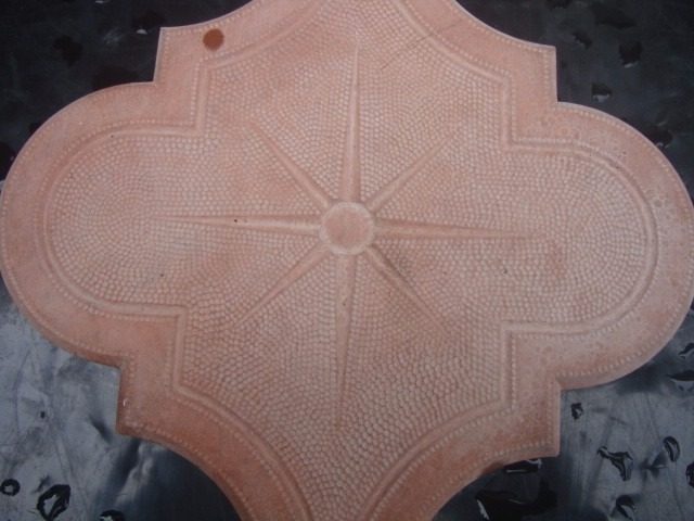 Moldes para fabricar adoquines tipo espa ol bs for Moldes para adoquines
