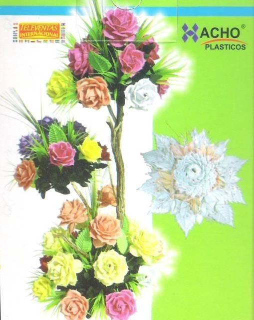 Moldes Para Flores Con Goma Eva 225 00 En Mercado Libre