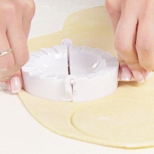 moldes para hacer empanadas y pastas ravioli