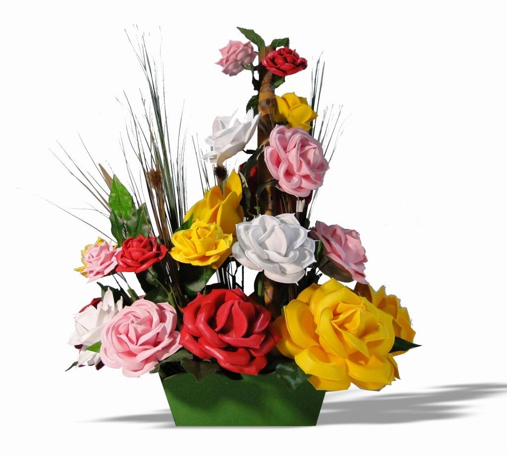 Moldes para hacer flores y figuras de foami arma tu - Www como hacer flores com ...