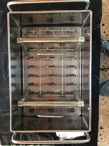 moldes para helados de paletas 20. en acero inoxidable