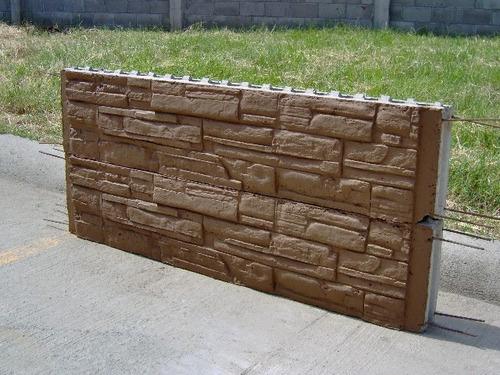 moldes para muros prefabricados de concreto