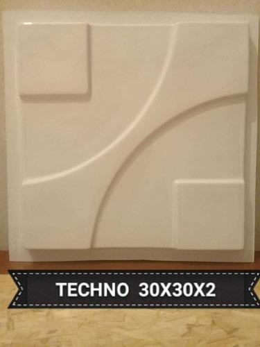 moldes para placas de yeso antihumedad 3d
