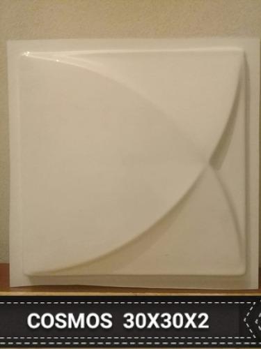 moldes para placas de yeso antihumedad decorativas