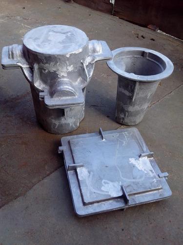 moldes para  rotomoldagem