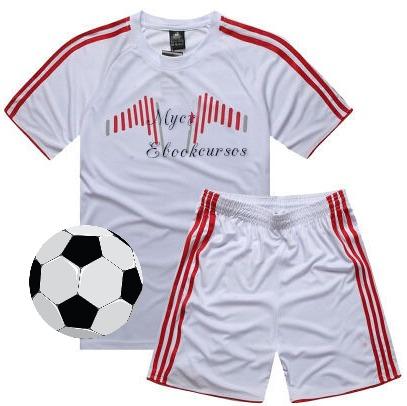 35cfbd97afb8b Moldes Patrones Camiseta Y Short Futbol Hombres S M L Xl -   80