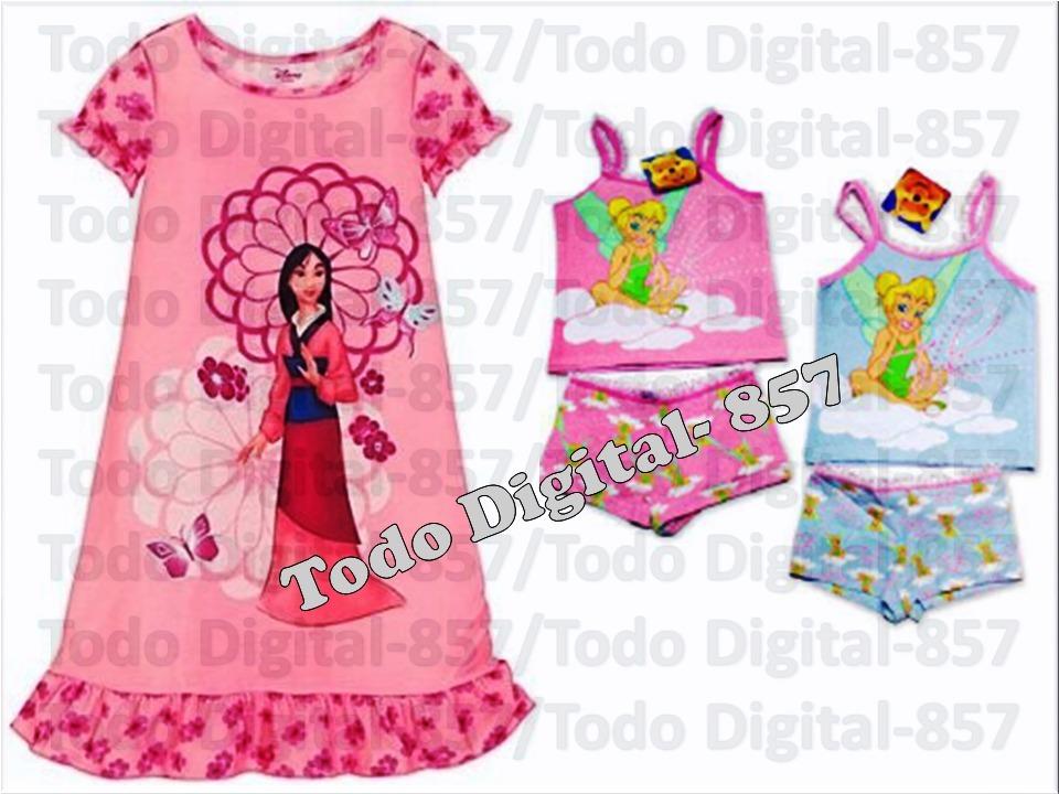 ad9f5930b Moldes Patrones De Pijamas Batas Niñas Envío Gratis Pdf - Bs. 5.000 ...