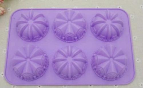 moldes silicona jabon,queque,chocolate,etc