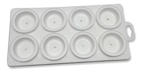 moldes sorrentinero plastico plano x 8 sorrentinos
