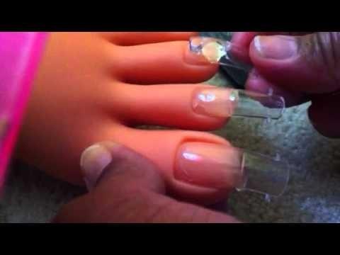 moldes uñas, dual system form, uñas acrilicas