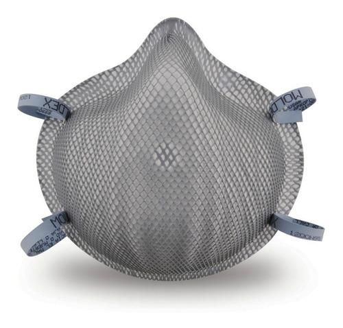 moldex 1200 n95 cubrebocas desechable 20 piezas respirador