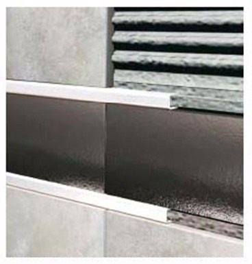 moldumet listel acero esmerilado ideal guarda 10x10x25 cu100