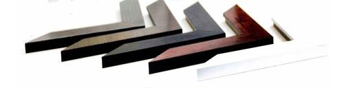 moldura 20x30  cores metalizadas ou sólidas