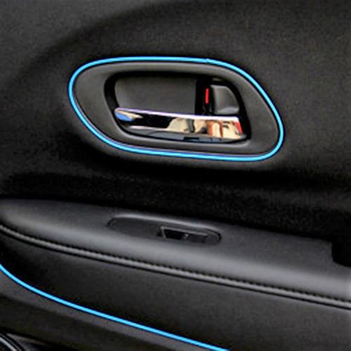 moldura a presion autos tuning universal perfomance 4 mts