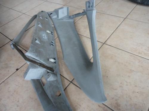 moldura acabamento coluna vidro fixo laguna 97