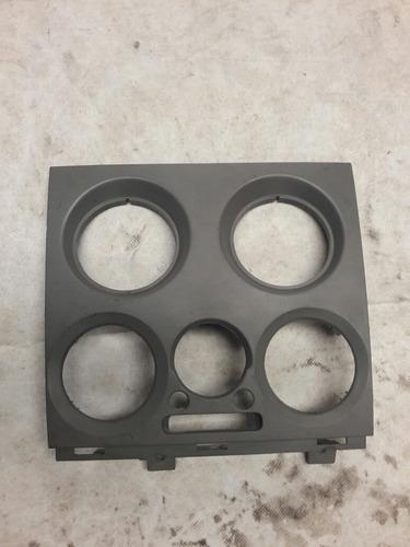 moldura acabamento painel central difusor ar do fiat palio