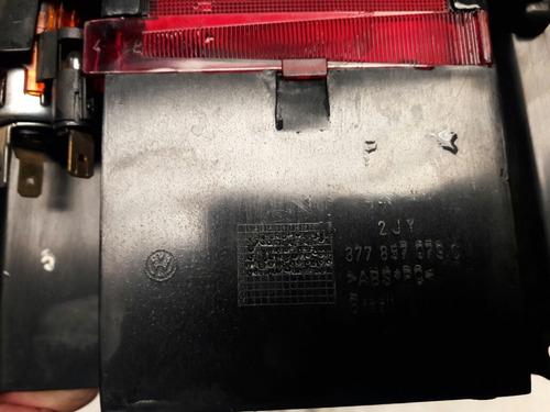 moldura acabamento painel cinzeiro gol g3 original vw