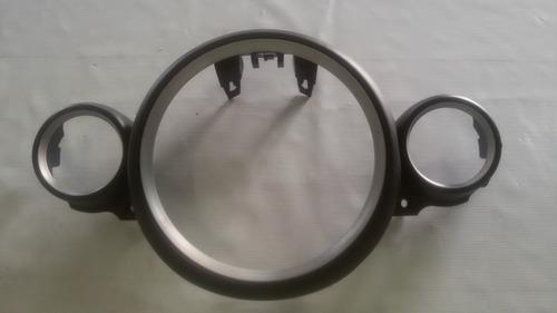 moldura / acabamento painel instrumento mini cooper s 2011