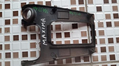 moldura alavanca câmbio nissan maxima 99 96941-40u10 origina