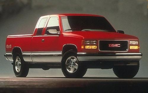 Moldura Arco Trasera Izq Chevrolet Cheyenne Silverado 88 ...
