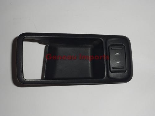 moldura botão comando vidro elétrico ford focus 2011 direito