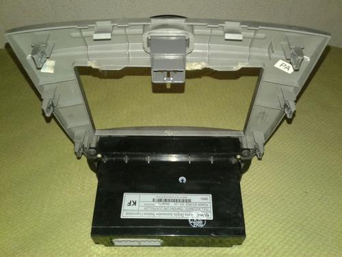moldura central panel instrumentos optra