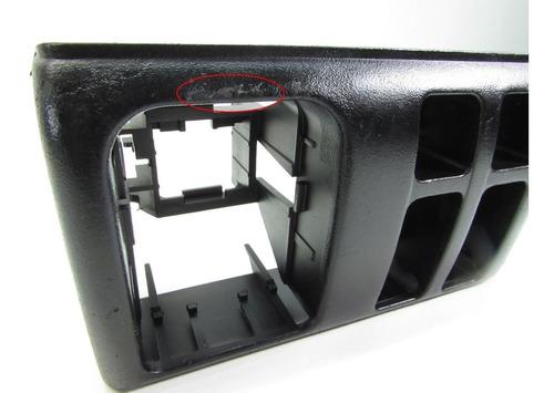 moldura chave do farol gm vectra calibra 94 a 95 original 3