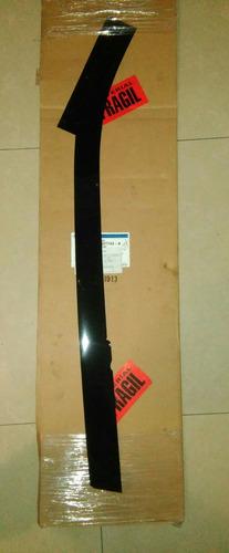 moldura cinta puerta izquierda ford explorer 2012 original