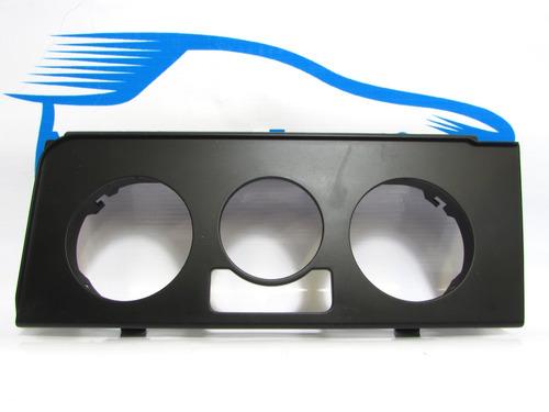 moldura comando ar condicionado fox 2010/... original